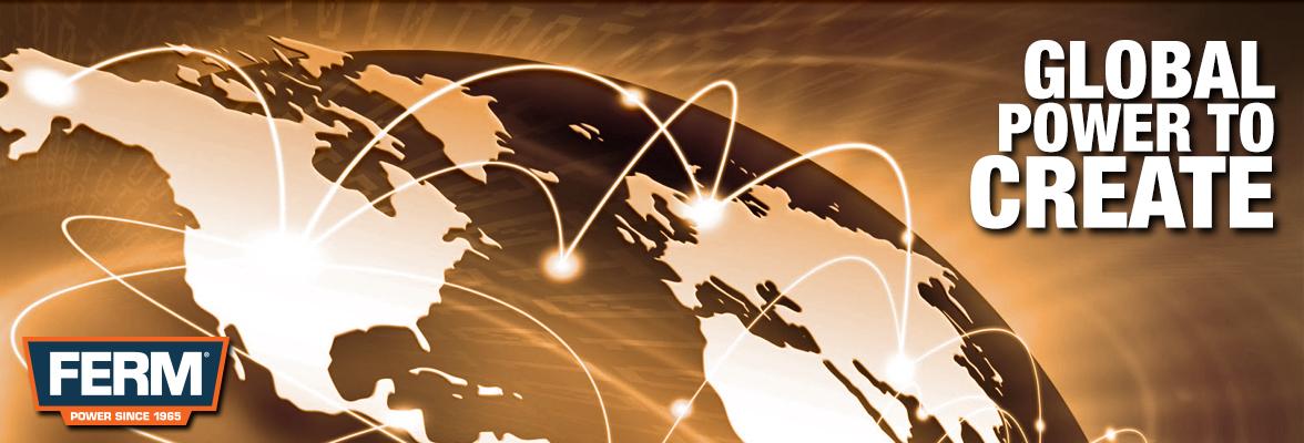 Global power to create